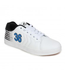Vostro White Casual Shoes for Men - VSS0141